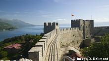 MACEDONIA, Ohrid. Car Samoil s Castle - Castle Walls PUBLICATIONxINxGERxSUIxAUTxONLY Copyright: xWalterxBibikowx/xDanitaxDelimont EU16 WBI1938 Macedonia Ohrid Car S Castle Castle Walls PUBLICATIONxINxGERxSUIxAUTxONLY Copyright xWalterxBibikowx xDanitaxDelimont EU16 WBI1938