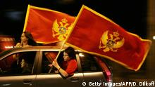 West Balkan Länder - Montenegro (Getty Images/AFP/D. Dilkoff)
