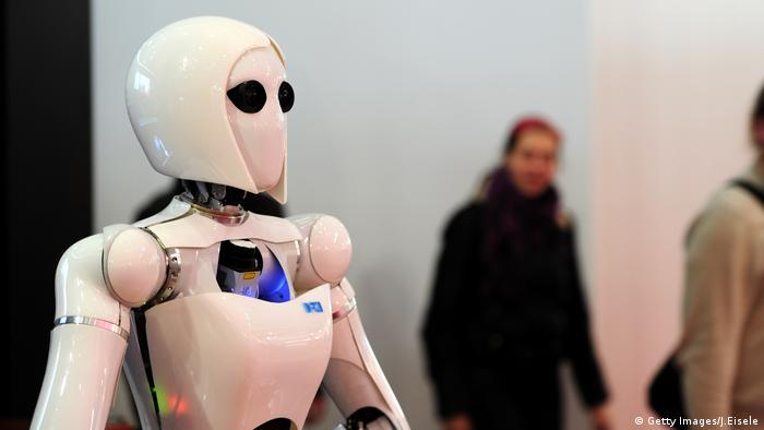Roboter Aila (Getty Images/J.Eisele)