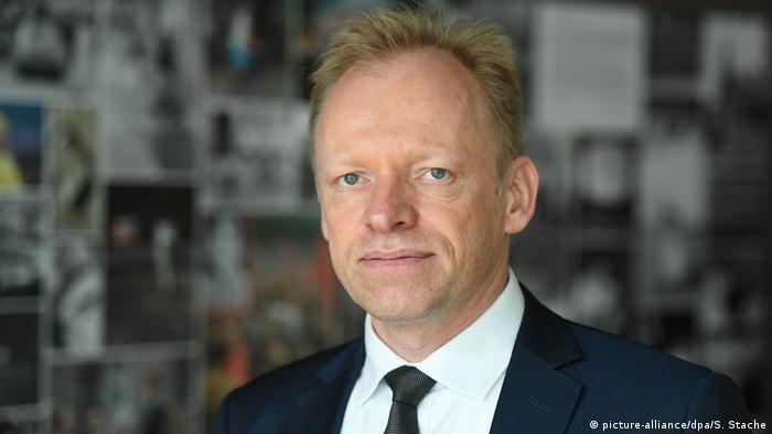 Clemens Fuest Direktor Institut für Wirtschaftsforschung ifo (picture-alliance/dpa/S. Stache)
