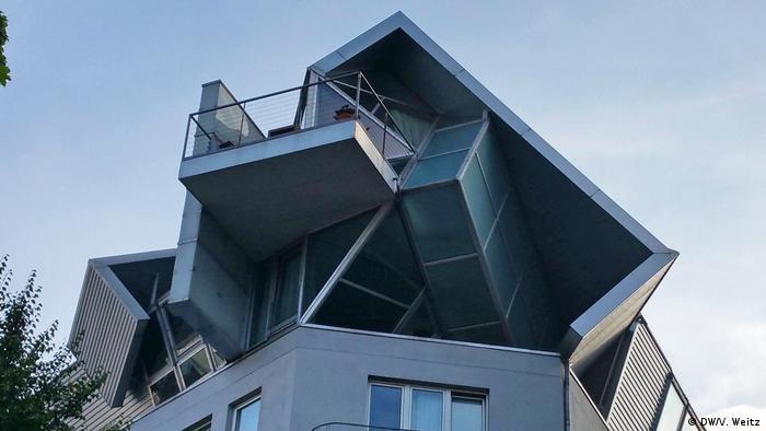 Балкон-головоломка