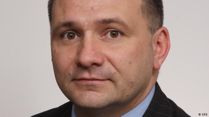 Richter Waldemar Zurek