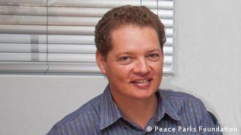 Südafrika Werner Myburgh Peace Parks Foundation