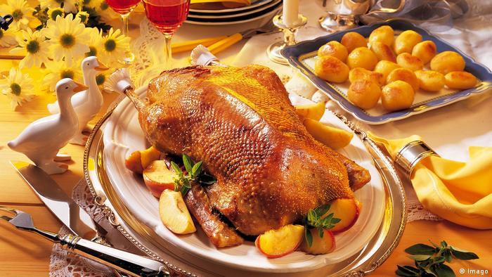 Roasted goose (Imago)
