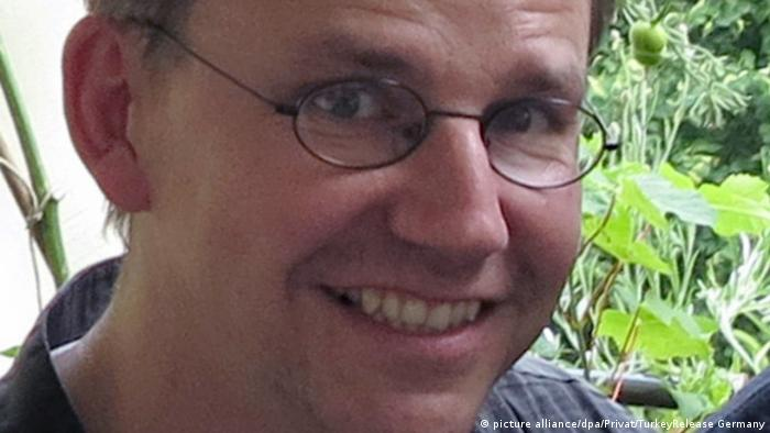 Türkei - Deutscher Menschenrechtler Peter Steudtner in U-Haft (picture alliance/dpa/Privat/TurkeyRelease Germany)