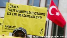 Türkei - Deutscher Menschenrechtler in U-Haft