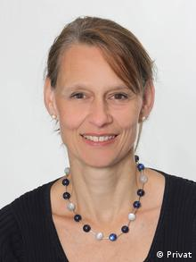 Professor Barbara Hoffmann of the University Clinic in Dusseldorf (Privat)