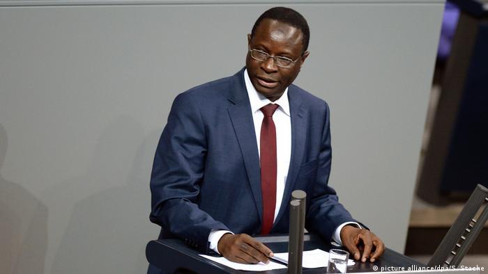 Karamba Diaby é candidato do SPD, Partido Social-Democrata