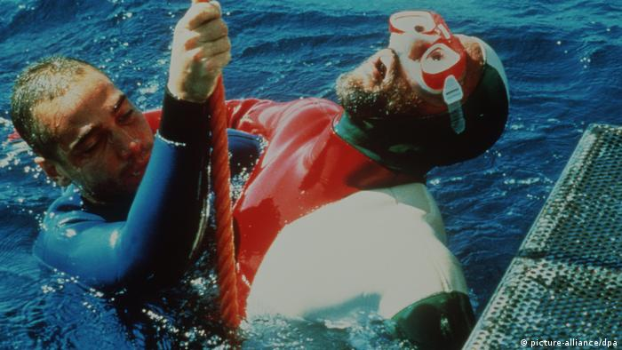 Still from The Big Blue, 1988 (picture-alliance/dpa)