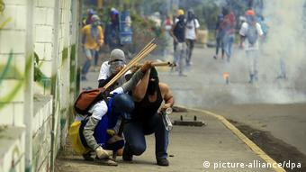 Venezuela Proteste (picture-alliance/dpa)