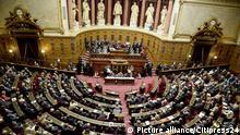 Gerard Larcher Konservativer Praesident für Frankreichs Senat
