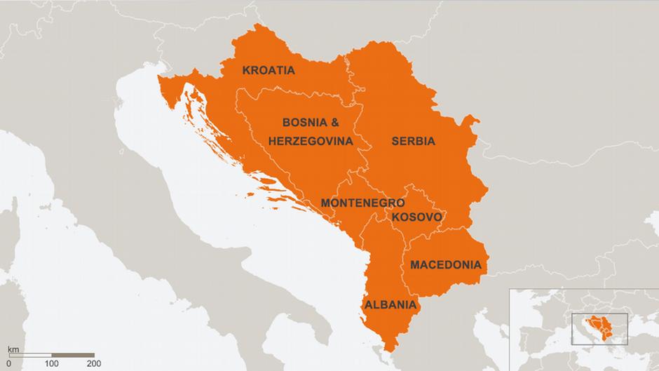 Kosovë  Koalicioni me dy qendrime për demarkacionin me Malin e Zi