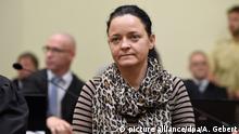 Beate Zschäpe, la única superviviente del grupo terrorista neonazi alemán NSU.