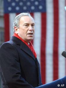 Michael Bloomberg - Mayor New York