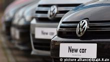 Volkswagen VW (picture alliance/dpa/A.Rain)