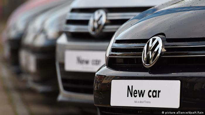Volkswagen VW (picture alliance/dpa/A.Rain)