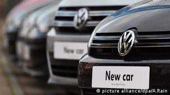 Машина Volkswagen