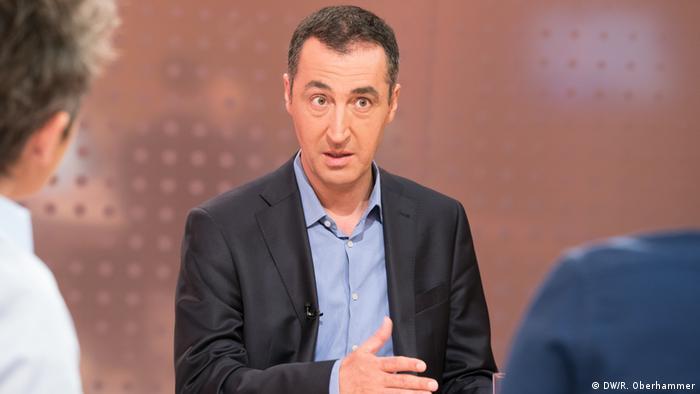 DW interview with Cem Özdemir