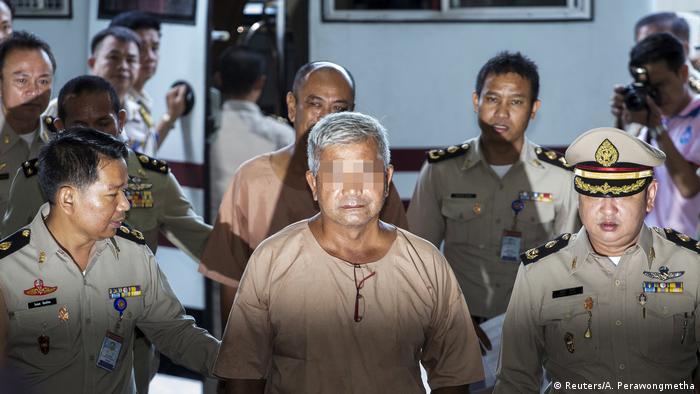 На суде в Бангкоке