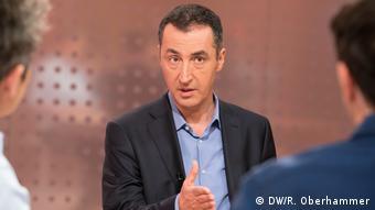 DW Interview mit Cem Özdemir (DW/R. Oberhammer)