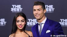 Cristiano Ronaldo und Freundin Georgina Rodriguez