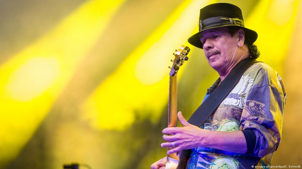 Guitarist Carlos Santana electrifies the music world at 70 | Music