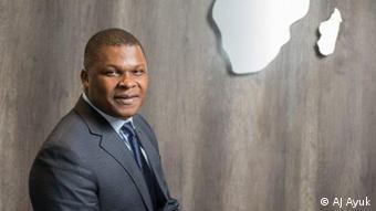 NJ Ayuk, président de la Chambre africaine de l'énergie