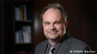 Lukas Siebenkotten - Direktor des Deutschen Mieterbundes