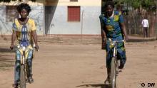 Global 3000 - Südsudan Fahrrad