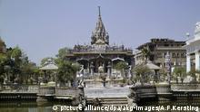 Indien Jaintempel in Kalkutta