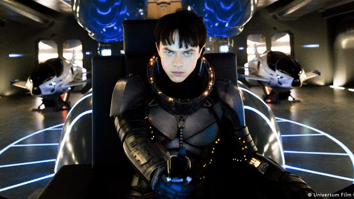 Film still Valerian and the City of a Thousand Planets (Universum Film)