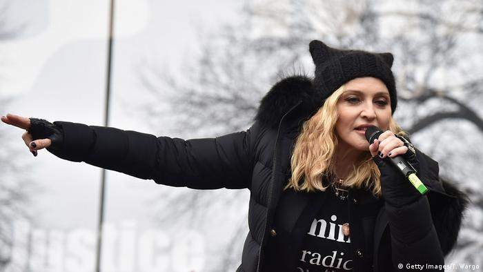 Madonna (Getty Images/T. Wargo)