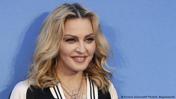 US-Sängerin Madonna