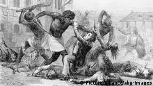 Revolte auf Haiti 1791