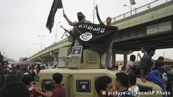 Otros tiempos: el EI dominaba en Mosul en marzo de 2014.