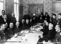 Delegation at the Brest-Litovsk negotiations