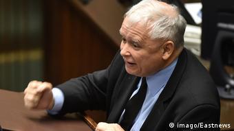 Jaroslaw Kaczynski (imago/Eastnews)