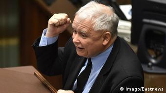 Chefe do PiS, Jarosław Kaczyński: Polônia nunca renunciou a reparações