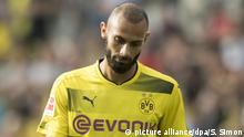 Oemer TOPRAK (Ömer, DO), Fussball 1. Bundesliga, Testspiel, Rot-Weiss Essen (E) - Borussia Dortmund (DO), am 11.07.2016 in Essen/ Deutschland. | Verwendung weltweit