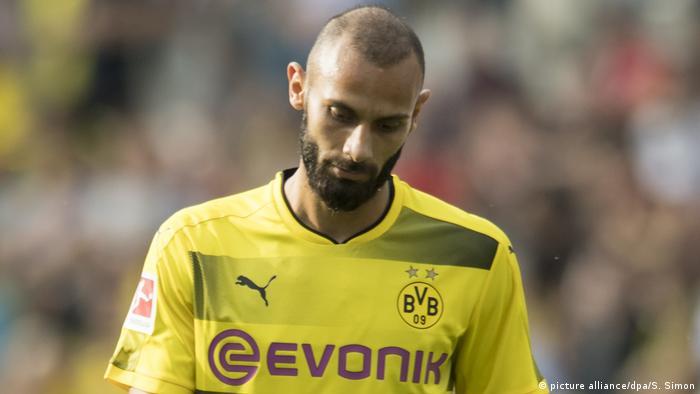 Fussball 1. Bundesliga/ Testspiel/ Rot-Weiss Essen - Borussia Dortmund Ömer Toprak (picture alliance/dpa/S. Simon)