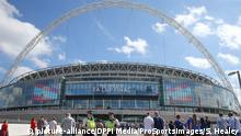 London Wembley Stadion (picture-alliance/DPPI Media/ProSportsImages/S. Healey)