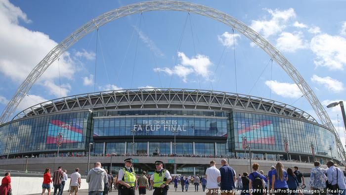 London Wembley Stadium