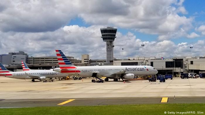 USA Americain Airlines