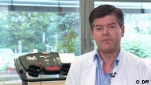 DW Fit&Gesund- Dr. Jürgen Homberger, Rehazentrum Westend, Berlin (DW)