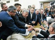 Депутаты польского Сейма