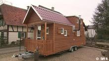 DW euromaxx 20.07.2017 Tiny Houses