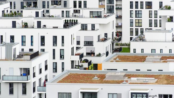 Wohnungsmarkt in Berlin (picture-alliance/R. Schlesinger)