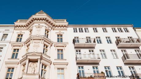 Жилищна сграда в Берлин