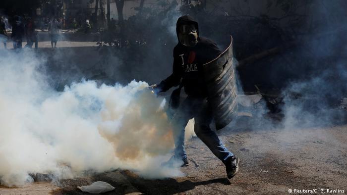 Venezuela - Streik - Krise