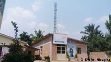 Burundi - Redaktion der Mediengruppe Iwacu in Bujumbura